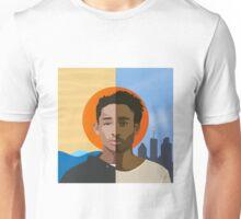 Childish Gambino we r becoming god Unisex T-Shirt