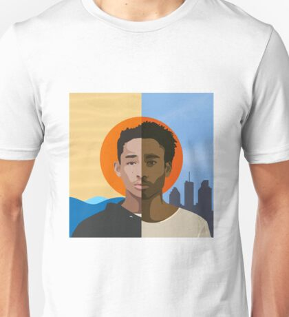 Childish Gambino we r becoming god Unisex T-Shirt