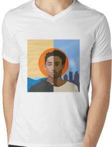 Childish Gambino we r becoming god Mens V-Neck T-Shirt