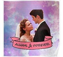 nathan haley always and forever v2 Poster