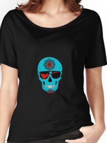 Skull of Rock. Women's Relaxed Fit T-Shirt