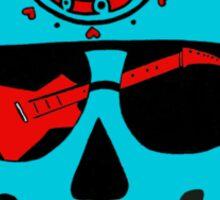 Skull of Rock. Sticker