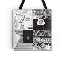 Hey Piet - Body Is My Temple Tote Bag