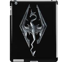 Skyrim Logo iPad Case/Skin