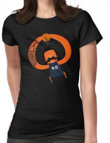 Steven Adams Haka Womens Fitted T-Shirt