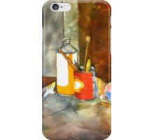 Paint Supplies iPhone Case/Skin