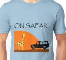On Safari - Defender 110 Unisex T-Shirt