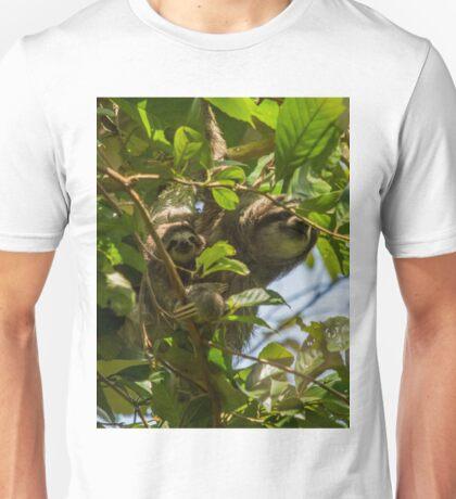 like mother , like daughter . Unisex T-Shirt