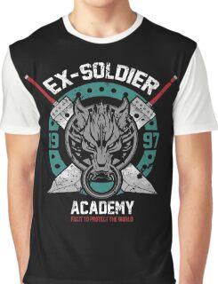 Ex-Soldier Academy Graphic T-Shirt