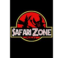 Jurassic Park - Safari Zone Photographic Print