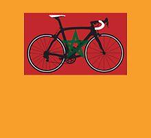 Bike Flag Morocco (Big - Highlight) Unisex T-Shirt