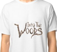Into the woods logo Classic T-Shirt