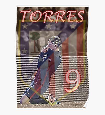 Fernando Torres Poster
