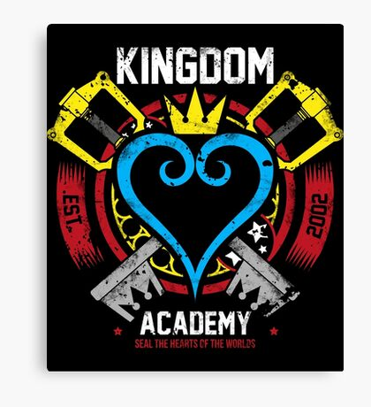 Kingdom Academy Canvas Print