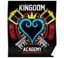 Kingdom Academy Poster