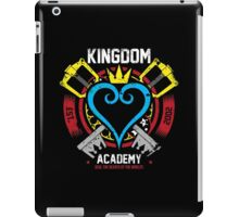 Kingdom Academy iPad Case/Skin