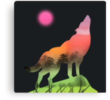 wols  Canvas Print