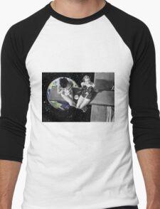 tea for two Men's Baseball ¾ T-Shirt
