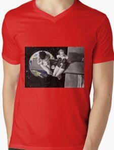 tea for two Mens V-Neck T-Shirt