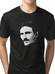 Tesla Tri-blend T-Shirt