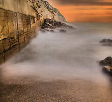 Try To Stay Awake To See The First Light Break by Stuart Chapman