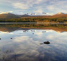 Loch Morlich by Jamie  Green