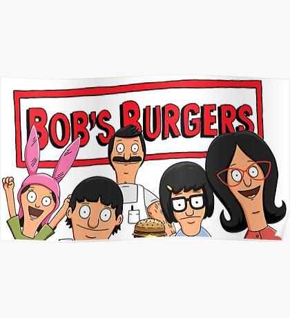 bobs burgers Poster