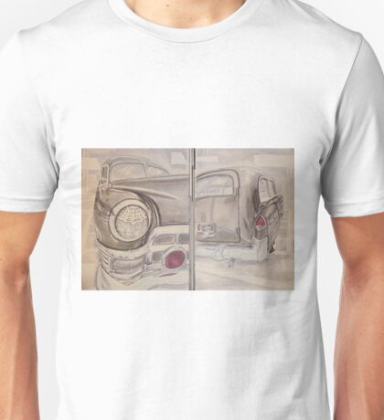 Comings/Goings of a Black Hearst Unisex T-Shirt