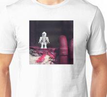 ::: { THE SKELETON } ::: Unisex T-Shirt