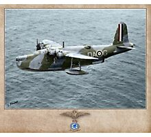 Short Sunderland MK I Photographic Print