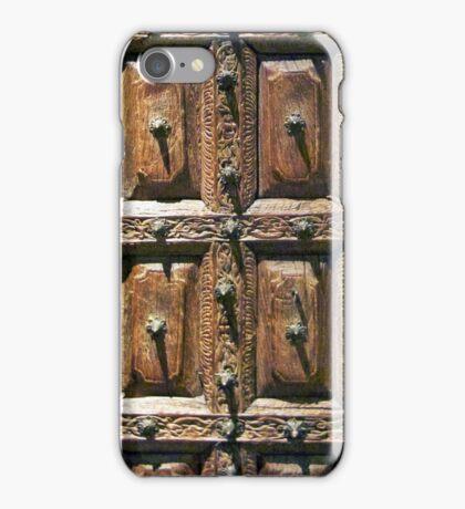 Oaken Door iPhone Case/Skin