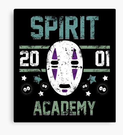 Spirit Academy Canvas Print