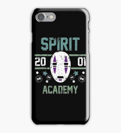 Spirit Academy iPhone Case/Skin