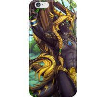 Forest Guardian Dragon iPhone Case/Skin