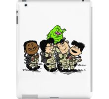 Ghostbusters Gang iPad Case/Skin