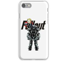 fallout iPhone Case/Skin