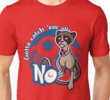 Grumpy Mew Unisex T-Shirt