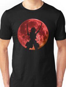 Mikasa Moon Anime Manga Shirt Unisex T-Shirt