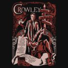 Crowley Woodcut by Ryleh-Mason