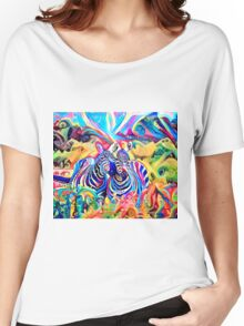 The Rainbow Sisters Women's Relaxed Fit T-Shirt