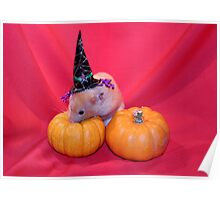 Crunchie Ready for Halloween Poster
