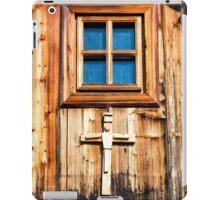 Wooden Cross iPad Case/Skin