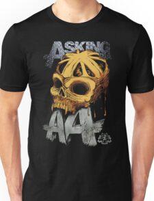 Asking Alexandria Colored England Skull  tshirt and hoodie Unisex T-Shirt