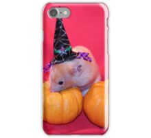 Crunchie Ready for Halloween iPhone Case/Skin