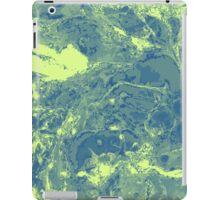 Unique marble texture. iPad Case/Skin