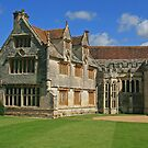 Athelhampton Hall by RedHillDigital