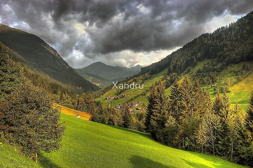 Zillertal by Xandru