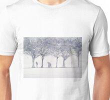 Snowy Meadows Unisex T-Shirt