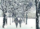 Meadows Snow by Ross Macintyre