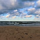 Lake Michigan by Carrie Bonham